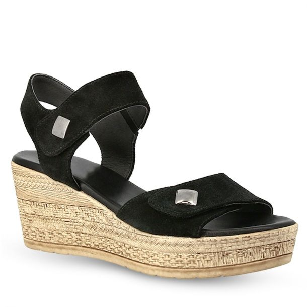 Women's Leather Wedges Parex 11721022