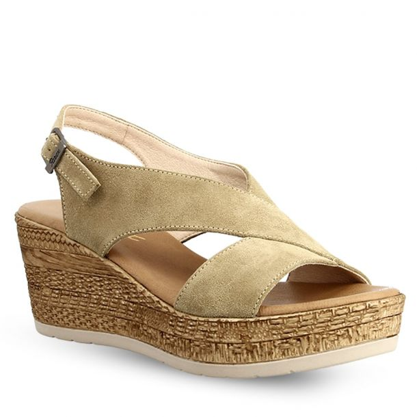 Women's Leather Wedges Parex 11721023