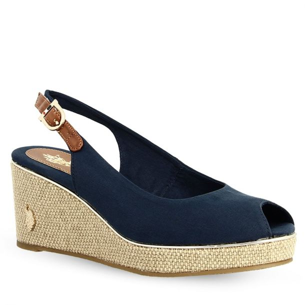 Women's Wedges U.S. Polo Assn. Victoria