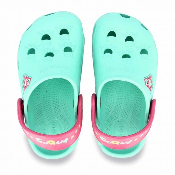Girl's Clogs Coqui - Little Frog