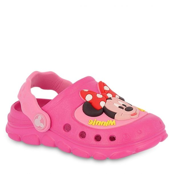 Girl's Clogs Disney - Minnie Mouse