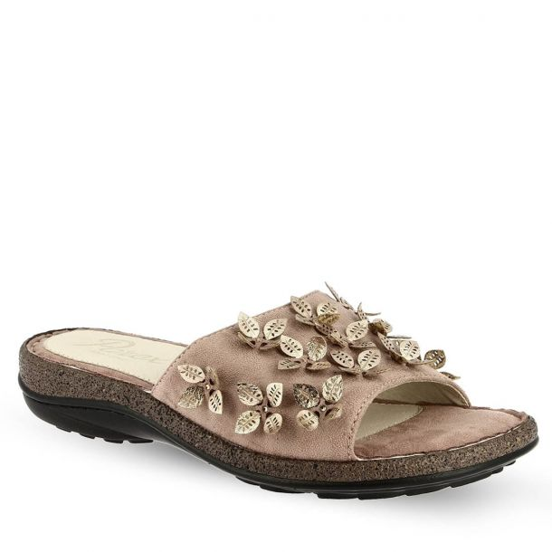 Women's Sandals Comfort With Flowers Parex