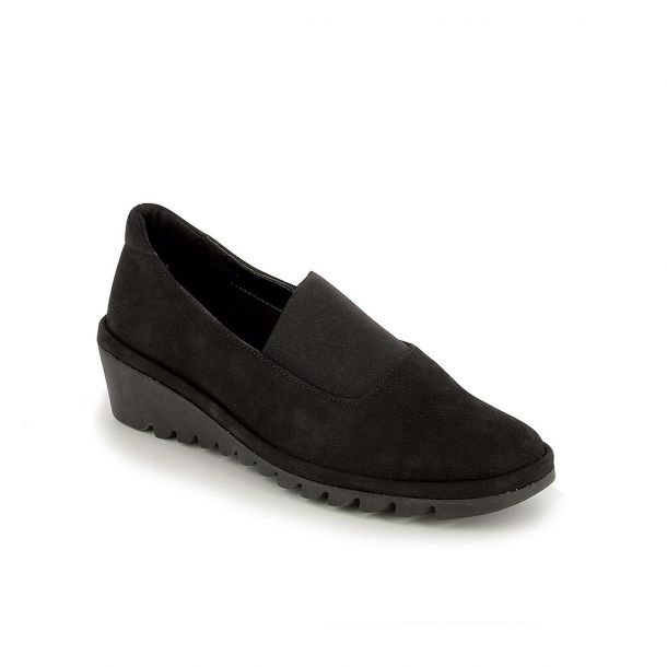 Women's Leather Loafers THEFLEXX Wrapper