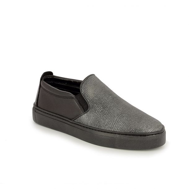 Women's Leather Loafers THEFLEXX Full Time