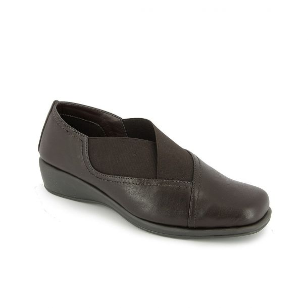 Women's Leather Loafers THEFLEXX Huge Waves