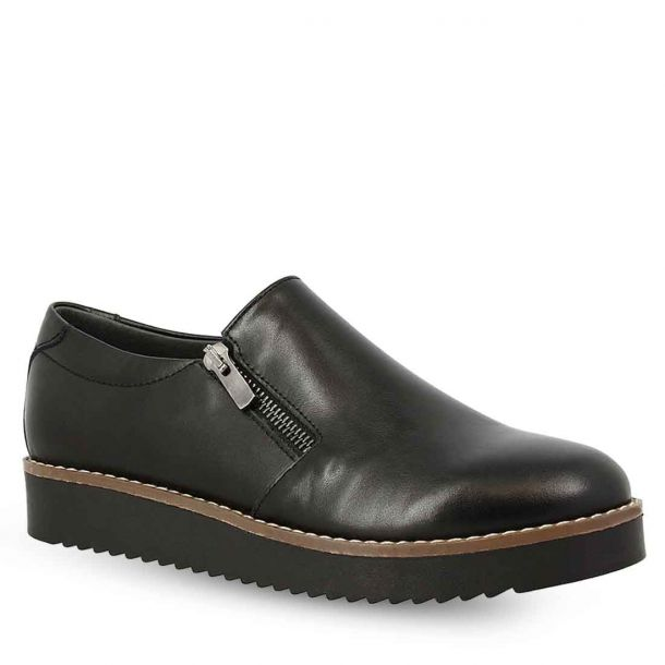 Women's Leather Loafer Parex