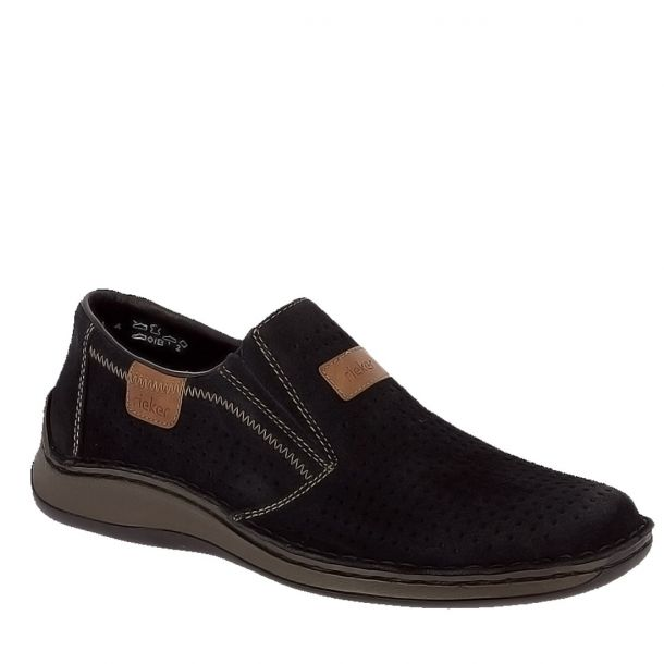 Men's Leather Loafers Rieker 05265-14