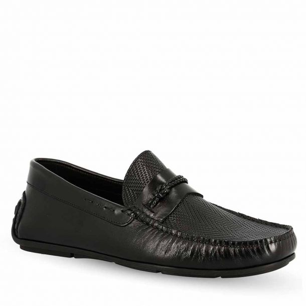Men's Leather Loafers Kricket 543