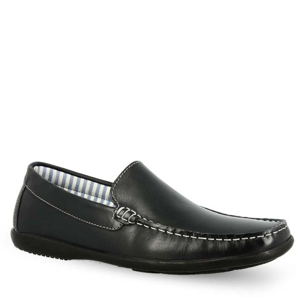 Men's Leather Loafers Parex