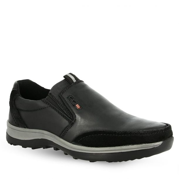 Men's Leather Slip On Jag Liam