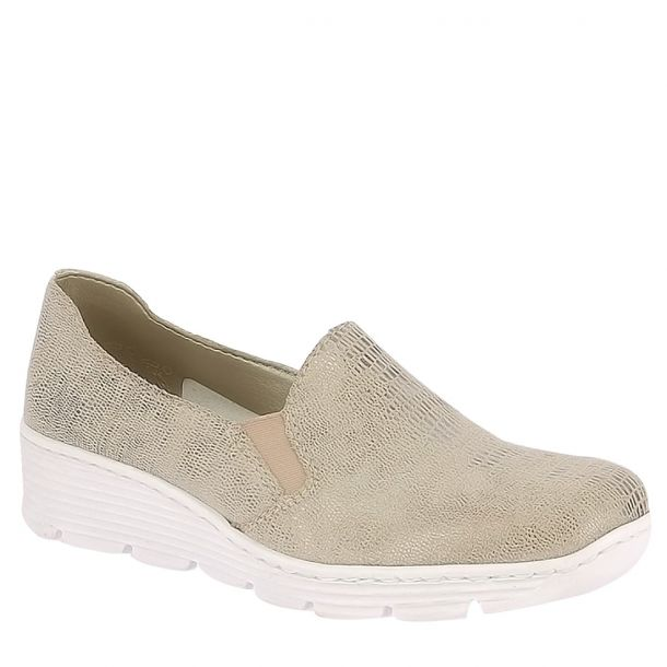 Women's Slip On Rieker 587B0-62
