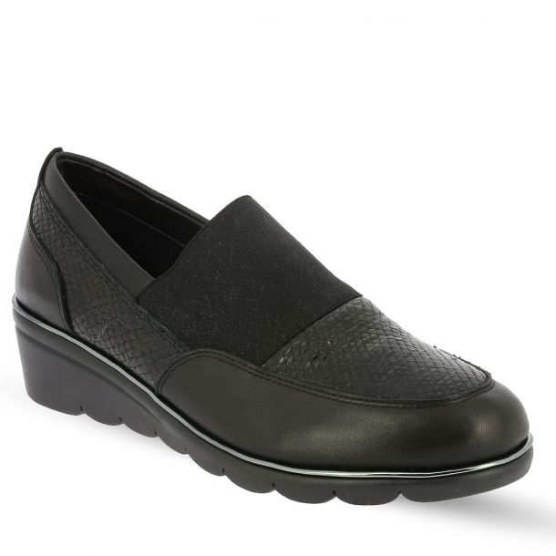 Women's Slip On Theflexx C2501_48 Metal Vip/Cashme