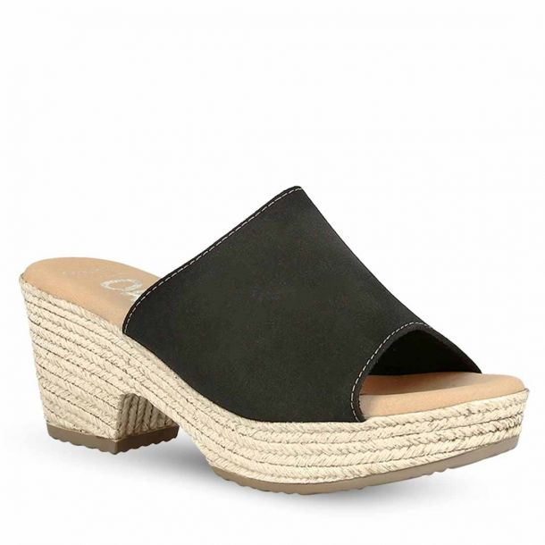 Women's Leather Mules Oh My Sandals 4589