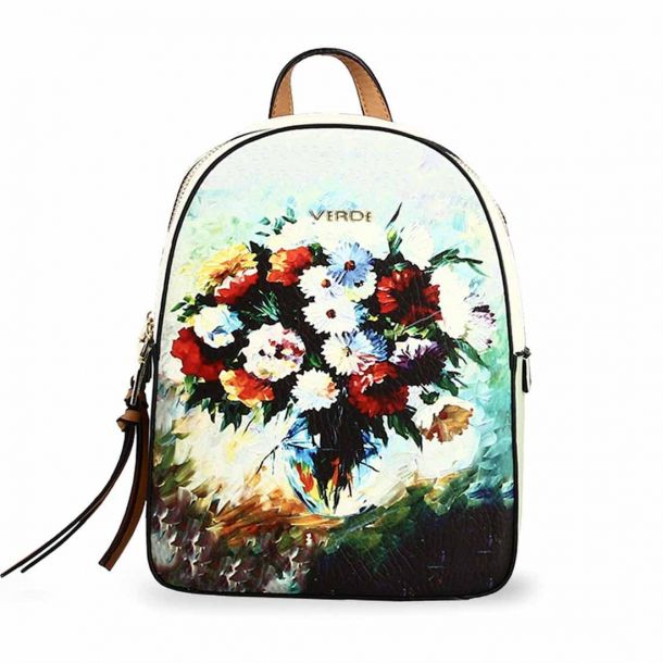 Women's Backpack Verde 16-0005600