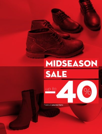 MID SEASON SALE έως 40%| Azuillo.