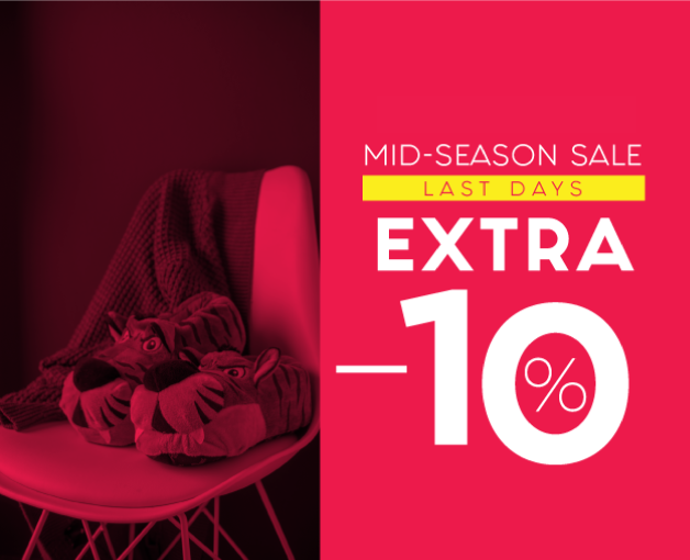 MID SEASON SALE & EXTRA 10% OFF  | Παπούτσια Parex