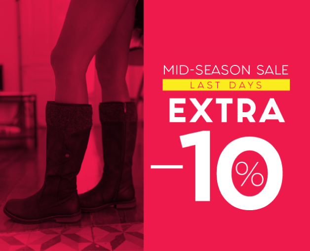 MID SEASON SALE & EXTRA -10%OFF  | Παπούτσια Parex