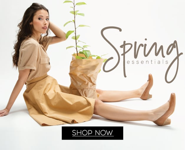 SPRING MUST-HAVE SHOES  | Parex Shoes