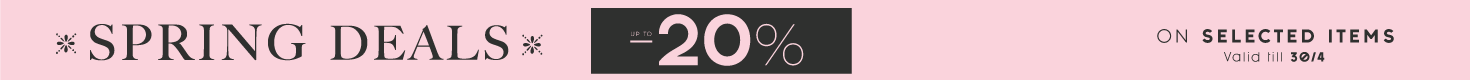 Spring Deals up to 20% | Parex Shoes