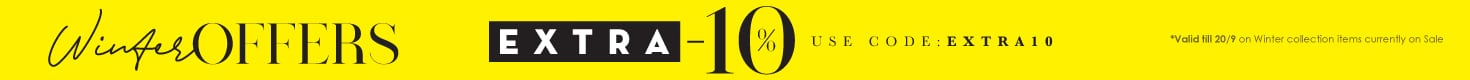EXTRA 10% OFF ON WINTER OFFERS | Parex Shoes